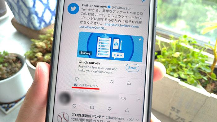 Twitter プロモーション