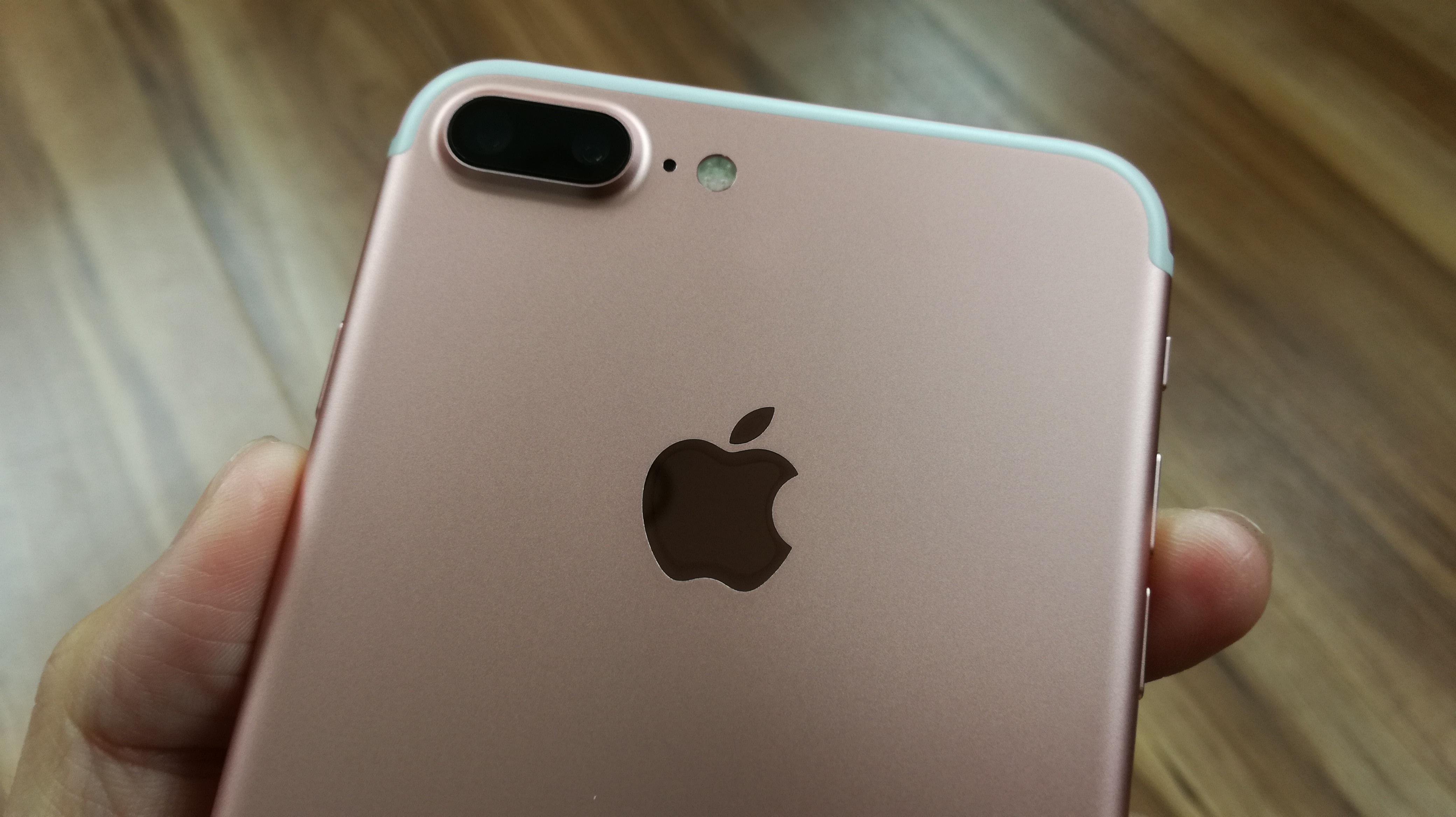 iPhone7Plusのカメラの設定
