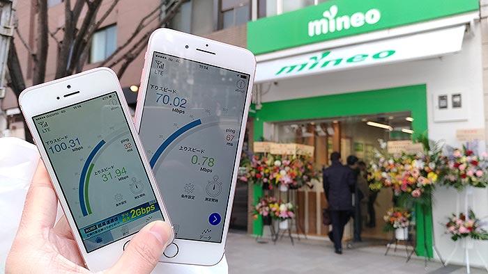 mineo神戸