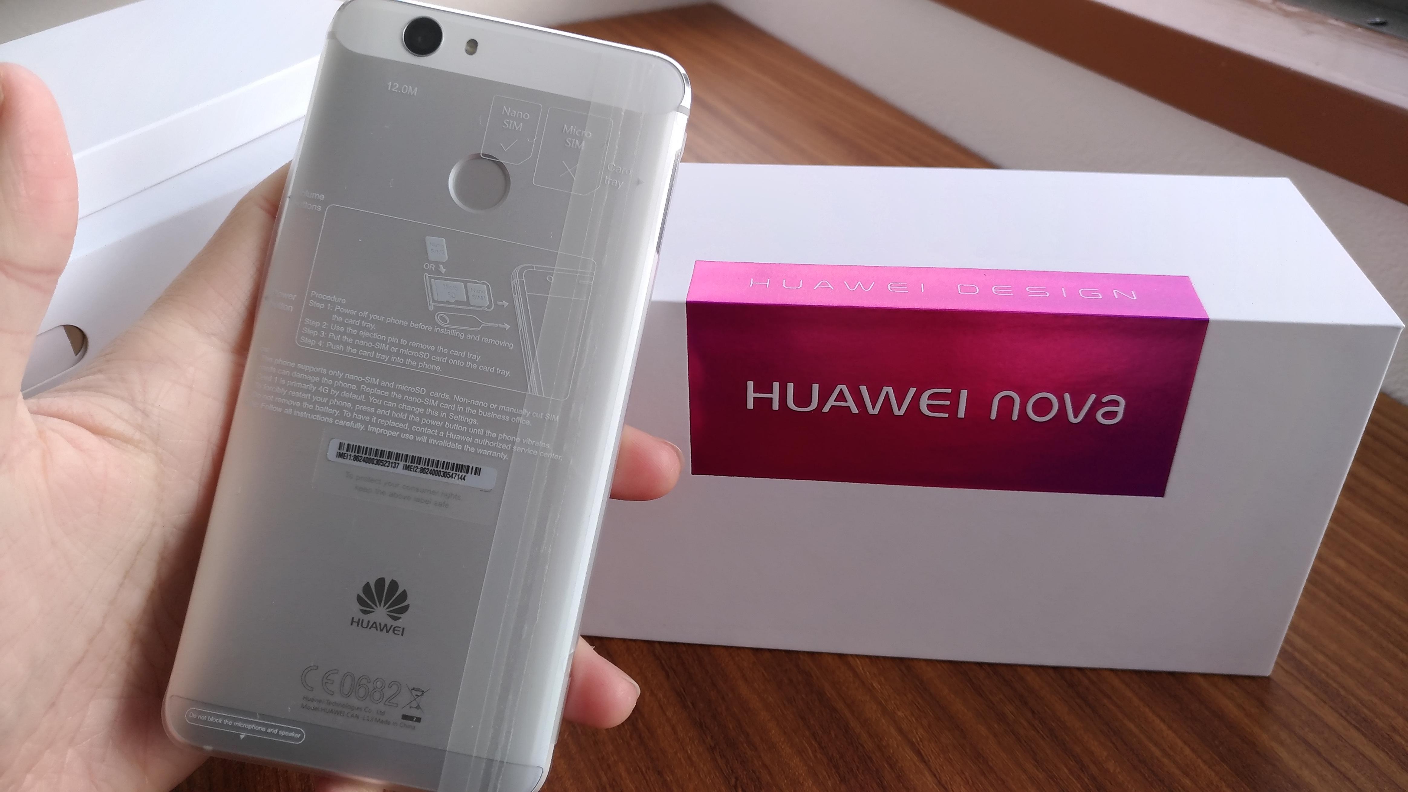 ランキング.5 HUAWEI nova