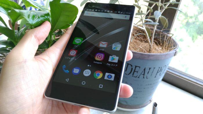 VAIO Phone Aの主な特徴とスペック