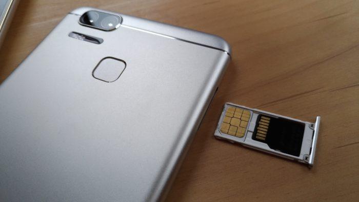 Zenfone Zoom Sを起動