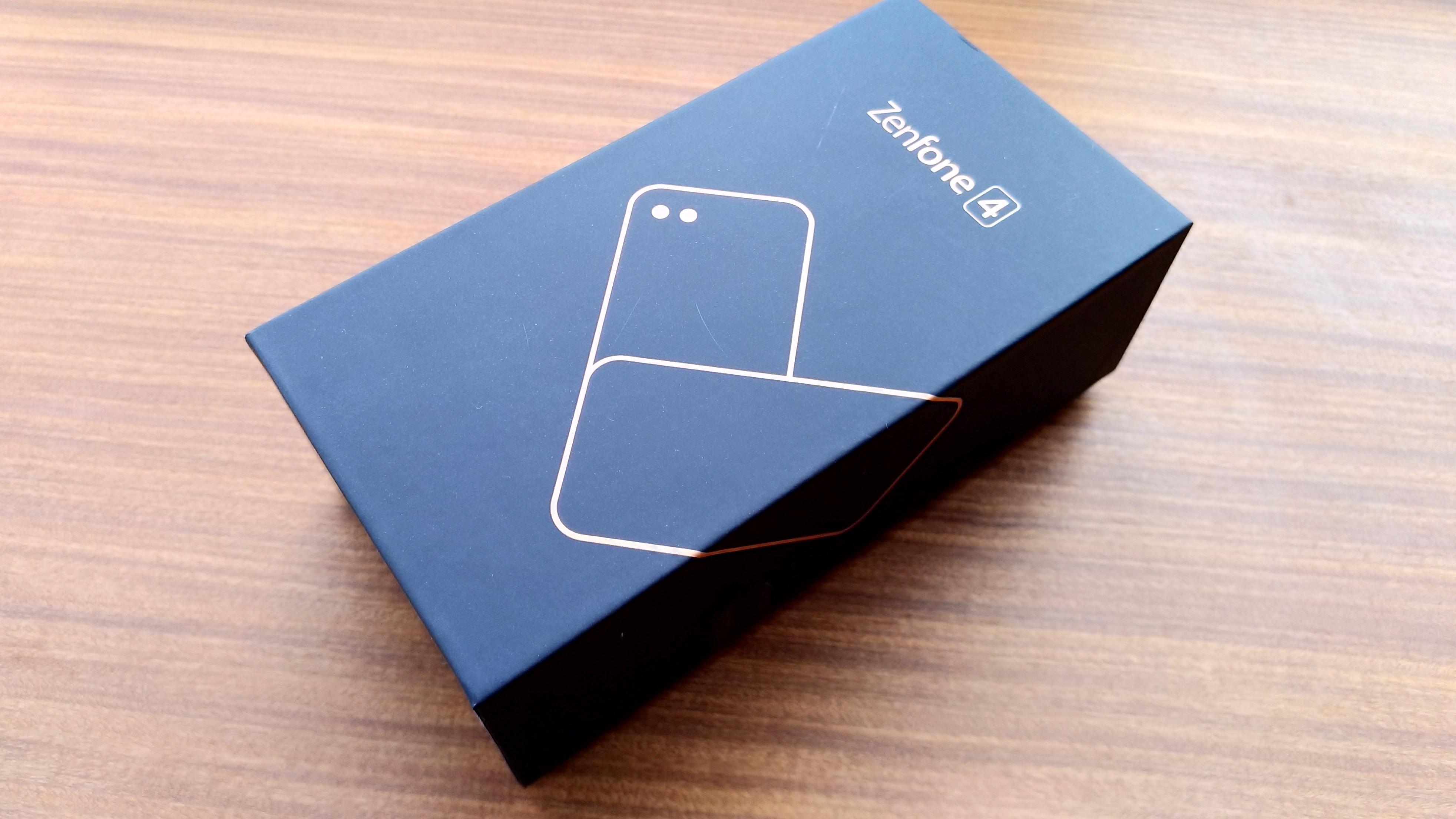 ZenFone4 レビュー