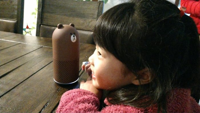 Clovaスピーカーで無料通話をする音声コマンド
