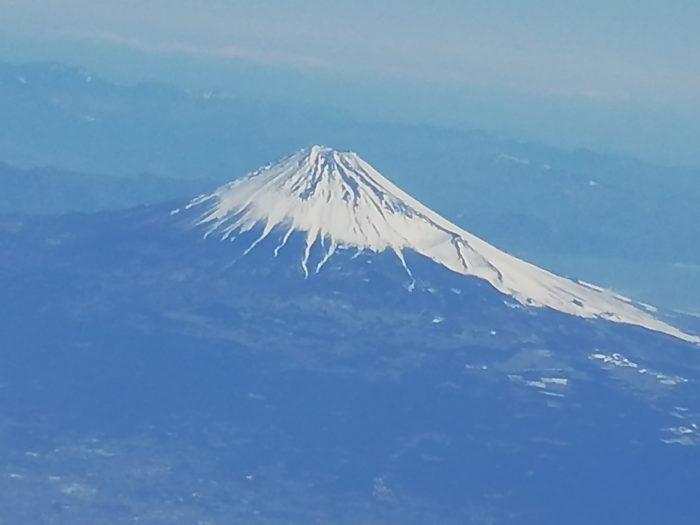 デジタル8倍ズームで富士山を撮影!