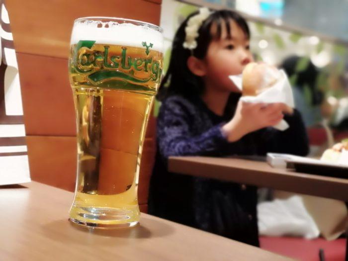 ビールも美味かったー!