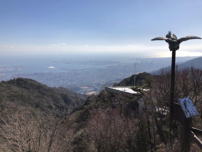 神戸市の山側