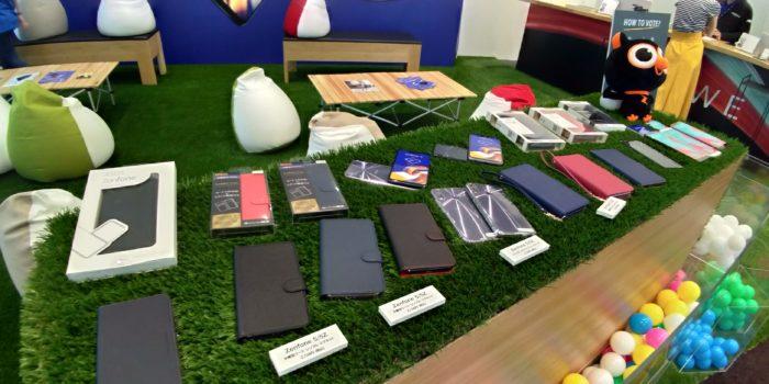 ZenFone5の手帳ケース