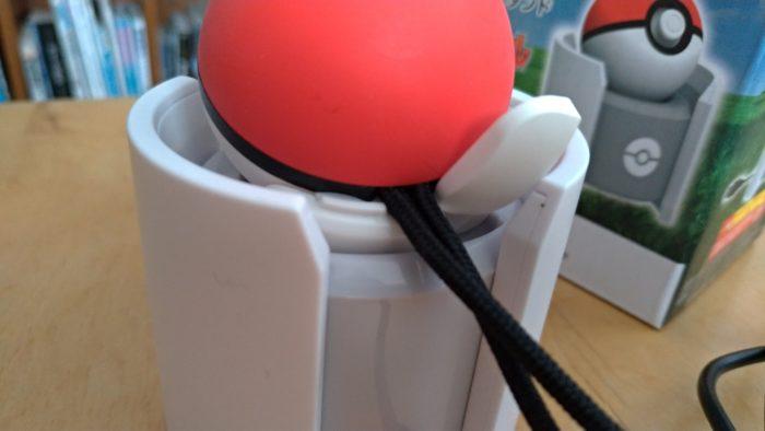 置くだけ充電スタンド for モンスターボールプラス