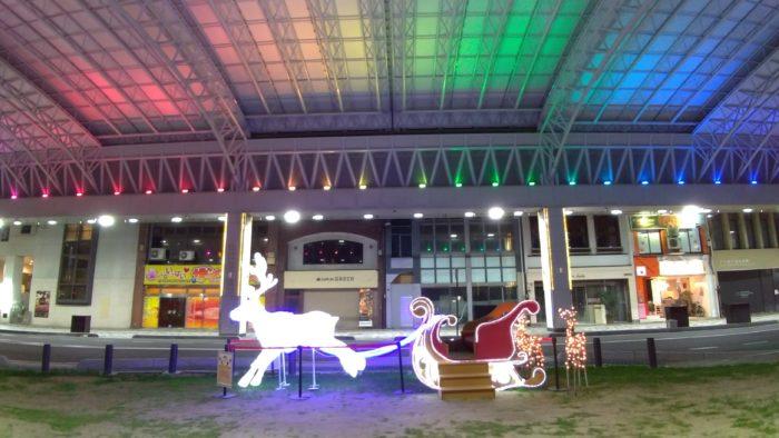 JR鳥取駅周辺を散策