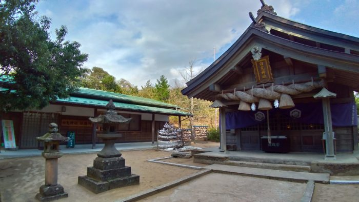 白兎神社!