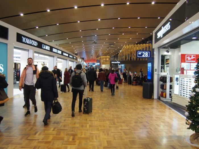 ヘルシンキ空港で注意したいこと