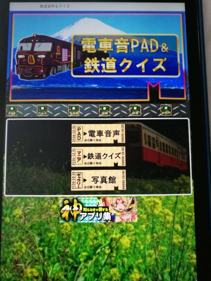 ゲームの詳細情報が表示