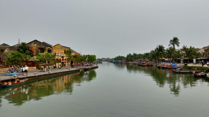 ホイアンという港町