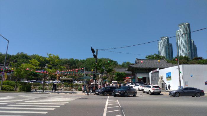 ポンウンサ(奉恩寺)