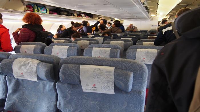 エアチャイナ(中国国際航空)