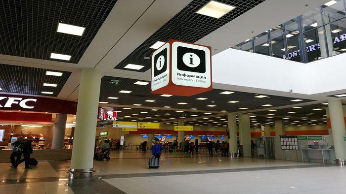 シェレメーチエヴォ空港とは?