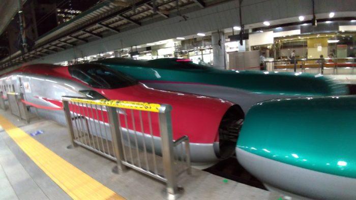 福島市は新幹線で通るだけ