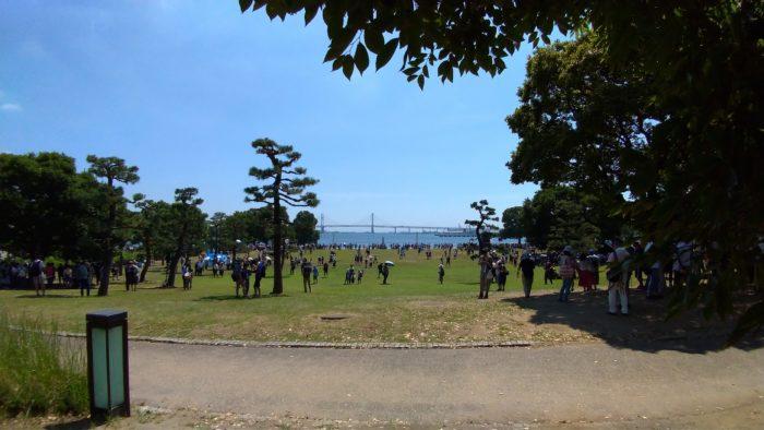横浜GOは臨港パーク