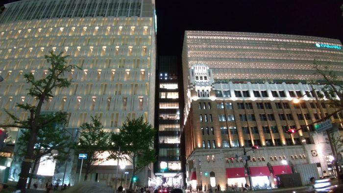 心斎橋の大丸心斎橋店 本館9階
