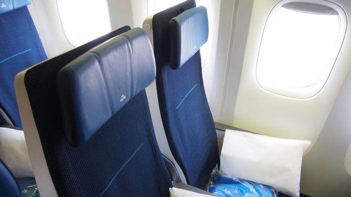 KLMオランダ航空の機内WiFiサービスの料金