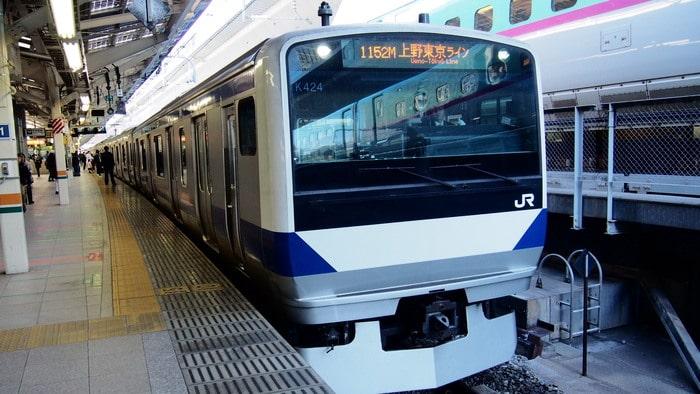 登録したSuicaで鉄道を利用する!