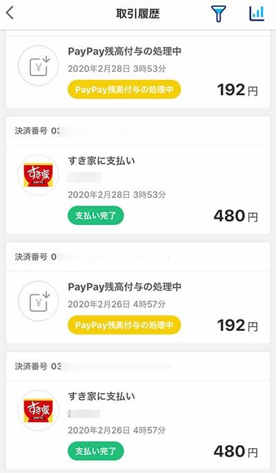 PayPay 40%戻ってくるキャンペーン