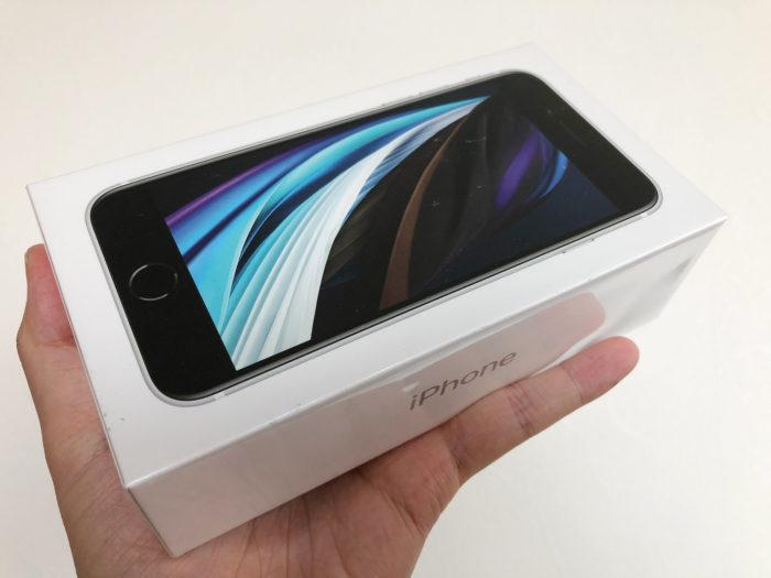 iPhoneSE(第2世代)64ギガ