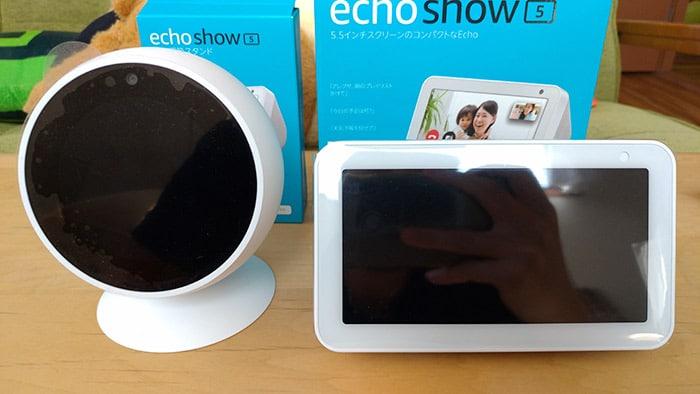 Echo Spot Echo Show