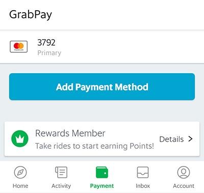Grab Payment