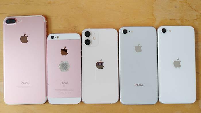 iPhone12ミニ