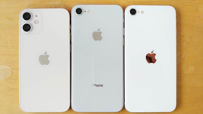 iPhone12ミニ ホワイト