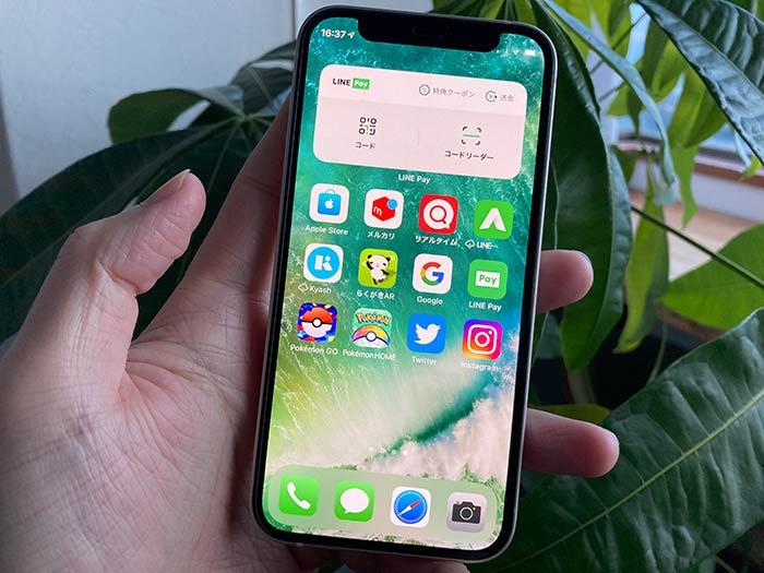 iPhone大きさ比較