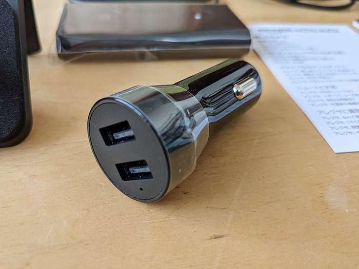 USB用シガーソケット
