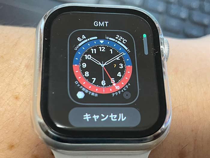 アップルウォッチ アップル公式の文字盤