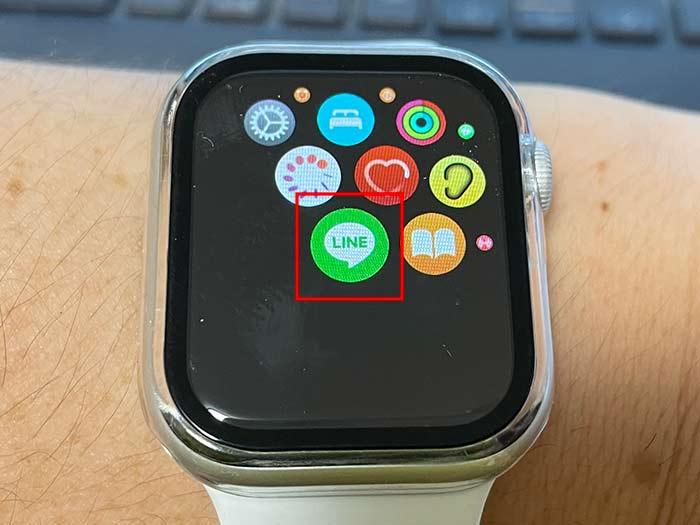 アップルウォッチのアプリ一覧