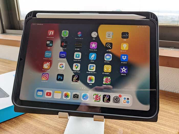 アップルペンシルがよくiPad mini